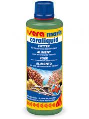 Futter für Meerwasserfische sera marin coraliquid