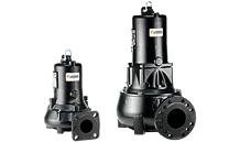 MultiFree-Pumpen mit Freistromrad