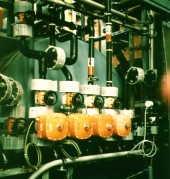 PVC-Rohrleitungen