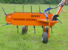 Echipamente pentru utilaje de mini-agricole