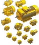Runde AC-Motoren DM 1