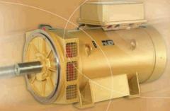 Biirstenlose Synchron-Generatoren IP 23