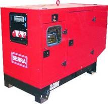 Dieselgeneratoren und Zapfwellengeneratoren