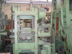 Vollgatter Fabrikat Linck Type K 45