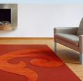 Wollfilz-Teppiche