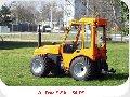 Land & Forstwirtschaftstraktoren L 560 - 62 PS
