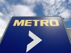 Metro mit Mini-Gewinn