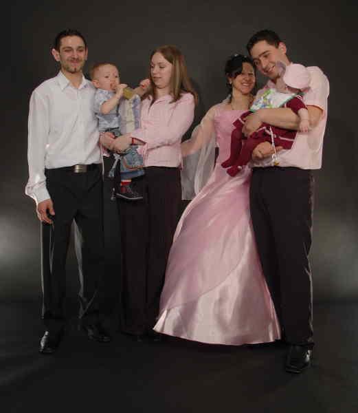 Auftrag Hochzeitsfotos