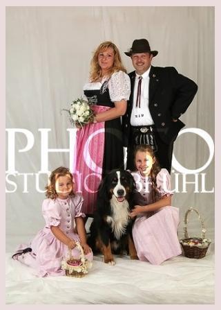 Auftrag Familiefotografie