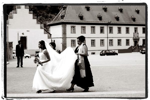 Auftrag Hochzeit