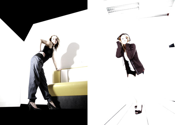 Auftrag Modefotografie