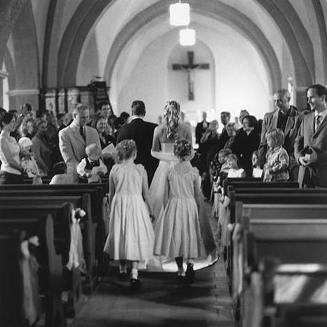 Auftrag Hochzeitsreportage