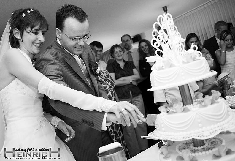 Auftrag Hochzeitsfotografie