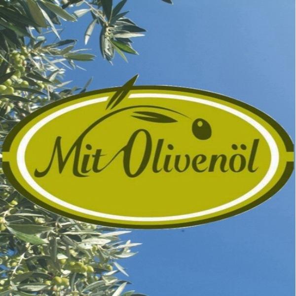Auftrag Produkte aus Oliven