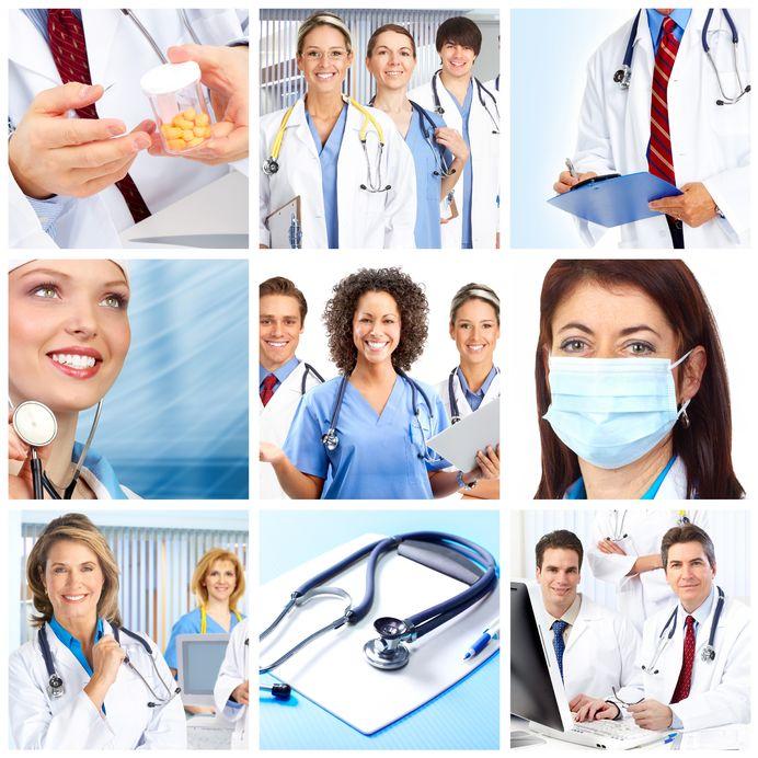 Auftrag Die medizinischen Dienstleistungen