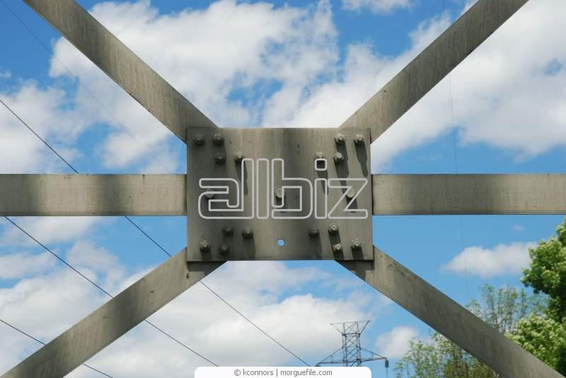 Auftrag Herstellung und Montage von Stahlkonstruktionen