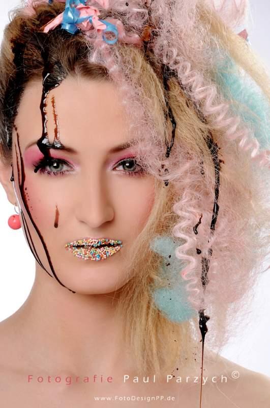 Auftrag Hair & MakeUp-Fotografie