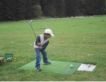 Auftrag Golftraining