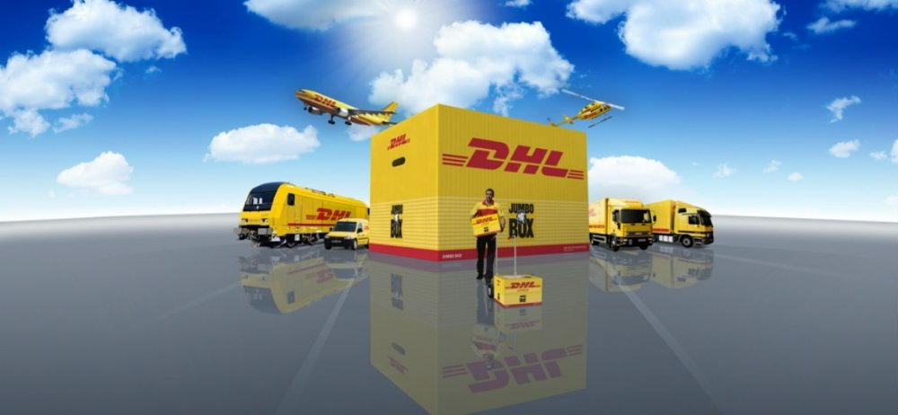 Auftrag Send small wholesale clothes by DHL packages. Possible options mixes clothes.