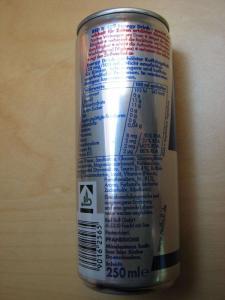Auftrag Red bull energy drink supplier