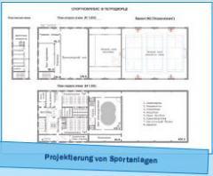 Planung von Sportanlagen