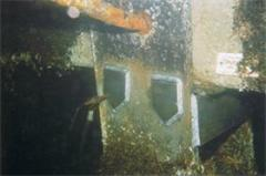 Unterwasserarbeiten
