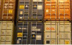 Containerlogistik