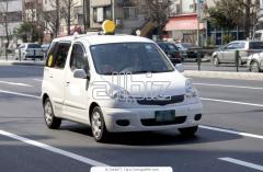 Taxi-Dienstleistungen